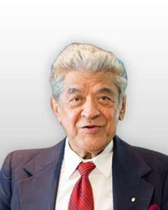 Academician Prof. Dr. doc H.C. Ioan Pop de Popa